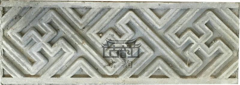 鑫华古韵砖雕-砖雕线条-砖雕万字花边-砖雕万字边框